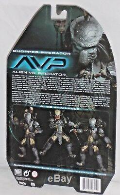 MISP NECA ALIEN vs PREDATOR Series 14 CHOPPER horror AVP movie 7 action figure