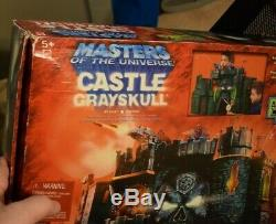 MOTU Masters Of The Universe 200x Castle Greyskull NEW in Box