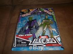Marvel Legends Alien Armies 2-Pack! Skrull/Kree
