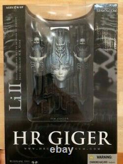 McFarlane Toys H. R. GIGER Li II 3D DELUXE SCULPTURE RIDLEY SCOTT ALIEN
