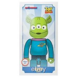 Medicom BE@RBRICK Disney Toy Story Alien 1000% Bearbrick Figure