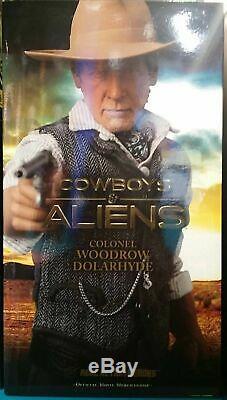Medicom Cowboys & Aliens Real Action Heroes Colonel Woodrow Dolarhyde Figure