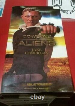 Medicom Toys Cowboys & Aliens Jake Lonergan 1/6 scale Real Action Heroes