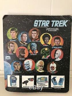 Mego Star Trek Aliens Talos 8 Inch Figure 1976