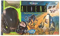 Micro Machines Aliens Transforming Action Set 1997 NEW MISB 1979 Alien Movie C9+