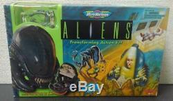 Micro Machines Aliens Transforming Action Set Tsukuda Original Galoob Rare FedEx