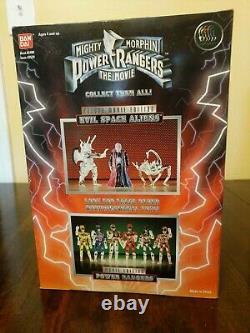 Mighty Morphin Power Rangers Scorpitan Evil Space Aliens 1995 Nib
