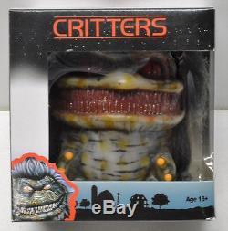 Monstarz CRITTERS Space Crite Krite Alien Space Monster Vinyl figure 5 NIP