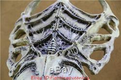 Moonshadow Studio 110 Alien Queen Skull Statue With AVP Display Stand INSTOCK