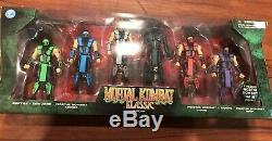 Mortal Kombat Klassic Figures