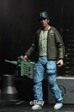 NECA 40th Set of 3 Bloody Alien Brett Parker 7 Action Figure Wave 2 Collection