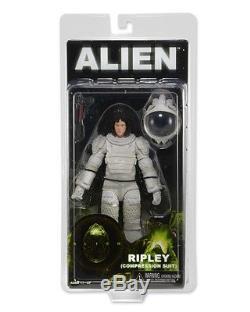 NECA ALIENS (1979 ALIEN) SERIES 4 NOSTROMO SPACESUIT ELLEN RIPLEY ACTION FIGURE