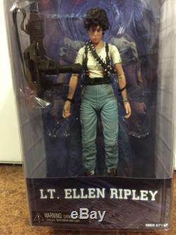 NECA ALIENS Series 5 Lt. Ellen Ripley Action Figure NEW IN hand ready to ship