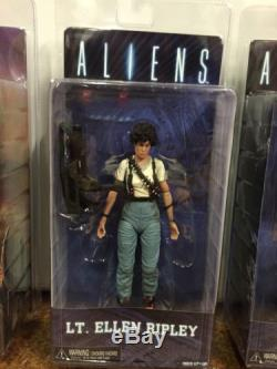 NECA ALIENS Series 5 Set Four Action Figures BISHOP IN HAND Ready to ship