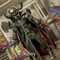 NECA ALIENS VS Predator SPAWN YAUKTJA custom mcfarlane dc marvel legends lot