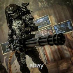 NECA ALIENS VS Predator YAUKTJA PUNISHER custom marvel legends lot mcfarlane