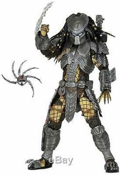 NECA AVP Alien vs Predator Series 15 Masked SCAR Predators 8in Action Figure