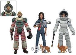 NECA Alien 7'' Series 4 Ellen Ripley & Dallas figure set (Pre-order)
