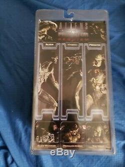 NECA Alien Vs Predator Requiem Hybrid AVP Figure New in Box