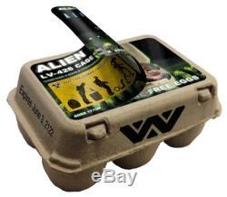 NECA Alien Xenomorph Egg & Facehugger Set of 6 With Collectible Carton Box New