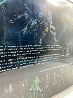 NECA Alien vs. Predator Grid vs. Celtic Rivalry Reborn