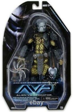 NECA Alien vs. Predator Series 15 Ancient Warrior Predator Action Figure
