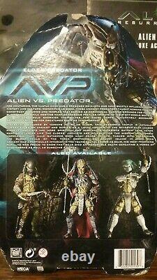 NECA Alien vs Predator Series 17 AVP Elder Predator Action Figure 2017 VHTF