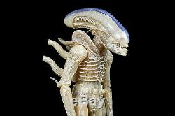NECA Aliens 1/4 Scale Concept Xenomorph Translucent Big Chap 22 Action Figure