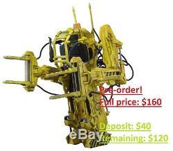 NECA Aliens Deluxe Vehicle Power Loader P-5000 (Pre-order deposit)