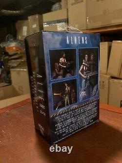 NECA Aliens Ellen Ripley Rescuing Newt Deluxe 30th Anniversary Factory Sealed