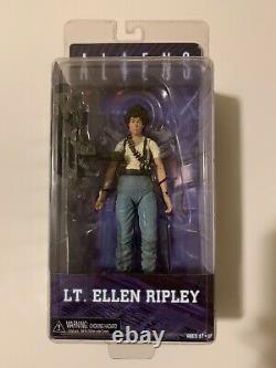 NECA Aliens Lot Vasquez Hicks Hudson Frost Bishop Ripley & AliensNIB