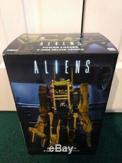 NECA Aliens Queen Attack Scene LOT! Alien Queen Power Loader Ripley Bishop Newt