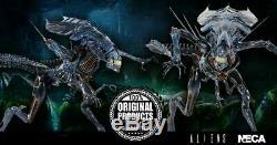 NECA Aliens Xenomorph Alien Queen (Deluxe Action Figure) NEU/OVP