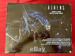 NECA Aliens Xenomorph Queen Ultra Deluxe Boxed Action Figure Bishop Lot New