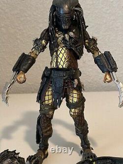 NECA AvP Alien Vs Predator 2010 Serpent Hunter Action Figure LOOSE