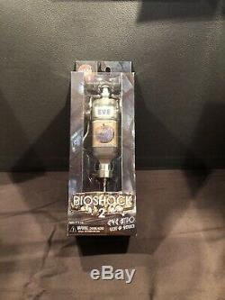 NECA Bioshock 2 Eve Hypo Light-Up Prop Replica Syringe Little Sister New