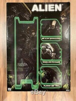 NECA CLASSIC 1979 BIG CHAP ALIEN 18 Action Figure 1/4 Scale BRAND NEW 2008