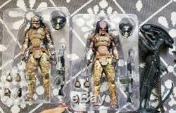 NECA FIGURE LOT loose Aliens Predator Terminator Portal figures are complete
