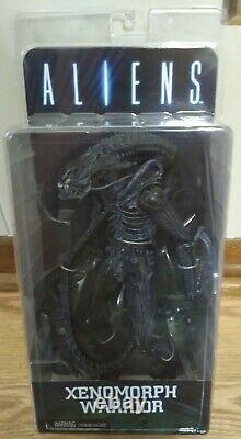 NECA & McFarlane Toys Predator, Alien, Friday The 13th 7 Item Blemished Lot #1