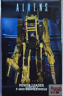 NECA POWER LOADER P-5000 ALIENS CLASSIC 7 INCH 2015 DELUXE VEHICLE