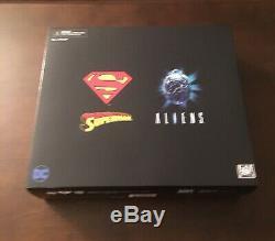 NECA SDCC 2019 Exclusive Superman vs Alien and Batman vs Predator 2-Pack Sets