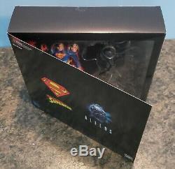 NECA SDCC 2019 Superman vs Alien 2 pack! NEW IN BOX