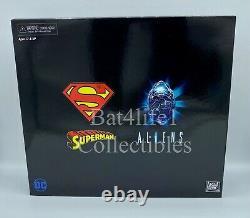 NECA SDCC 2019 Superman vs Alien Action Figure 2-pack DC New