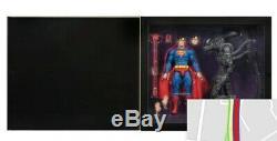 NECA SDCC 2019 Superman vs Alien and Batman vs Predator 2-Pack Sets SOLD OUT