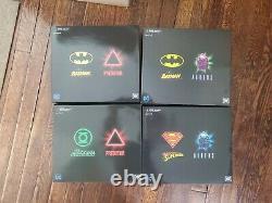 NECA SDCC NYCC DC Vs DH Batman Superman Green Lantern Predator Alien Exclusive