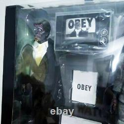 NECA They Live Alien 2 Pack 8 Clothed Action Figure Official In Stock Rare