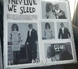 NECA They Live Retro Clothed Alien 8 inch Action Figure 2 Pack Obey New