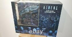 NECA XENOMORPH ALIEN QUEEN ACTION FIGURE ALIENS 1986 MOVIE 15 inch ULTRA DELUXE