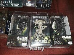 NECA mcfarlane lot 12 predator AVP Aliens Xenomorph cult classics rare vintage