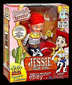 NEW Disney Pixar Target Toy Story Signature Collection Jessie Woody's Round Up